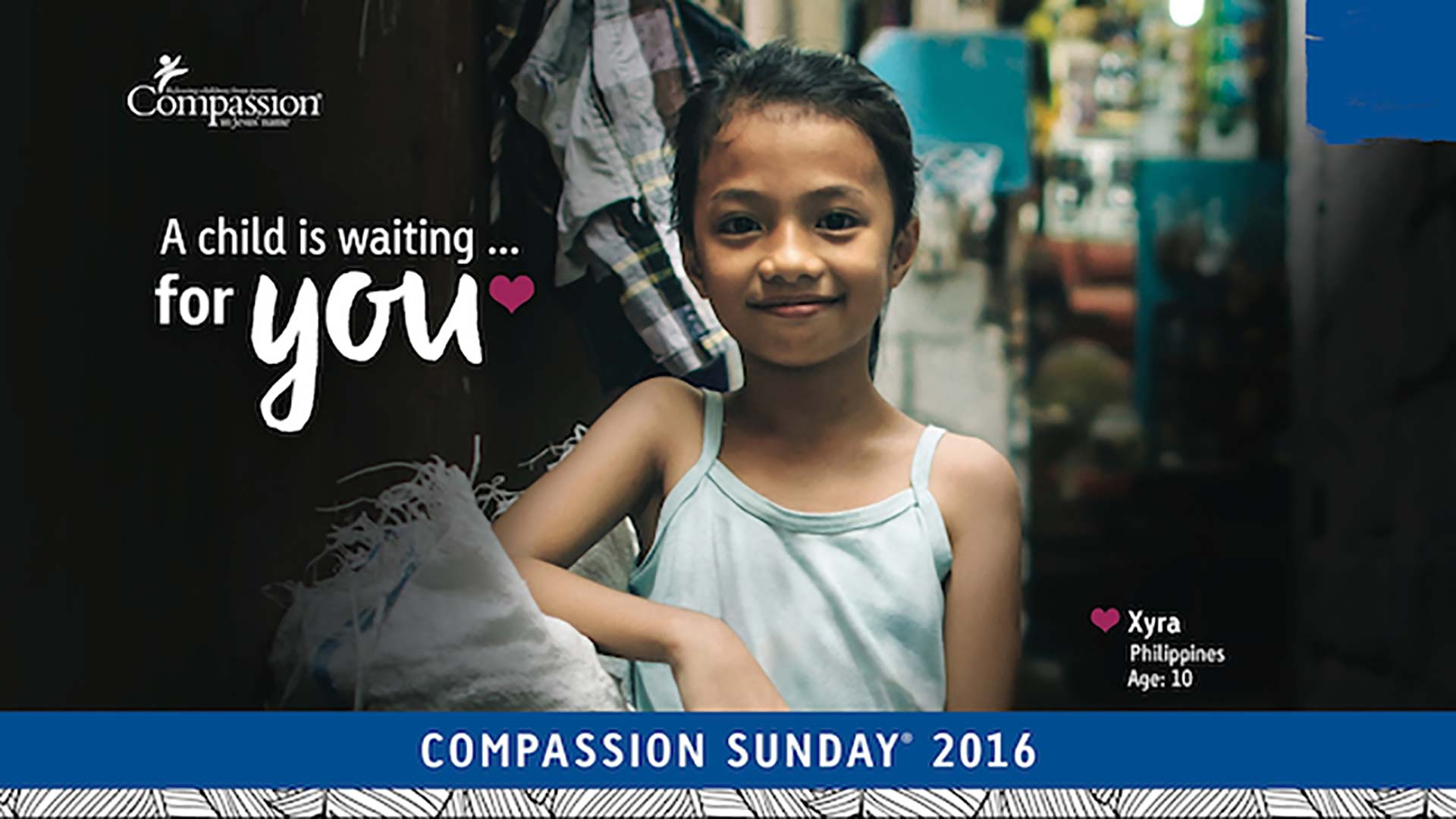 Compassion Sunday Image