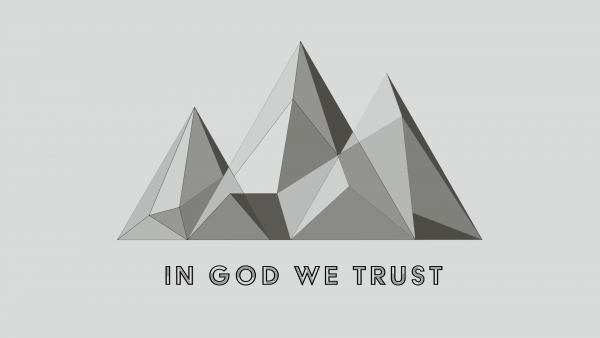 In God We Trust - Week 1 Image